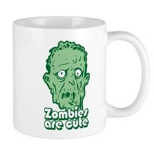 Zombies Are Cute Coffee Mug