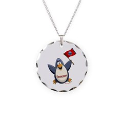 Tennessee Penguin Necklace