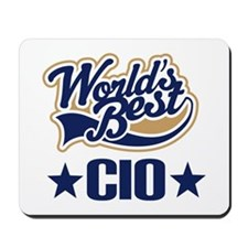 CIO Gift (Worlds Best) Mousepad