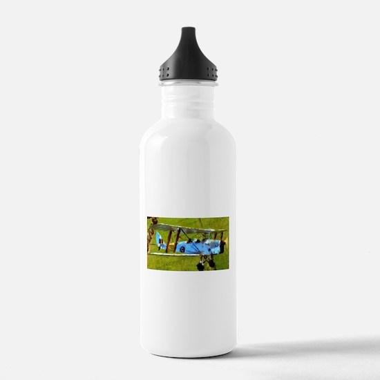 Flying Machine Water Bottle