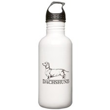 Dachshund Breed Type Sports Water Bottle