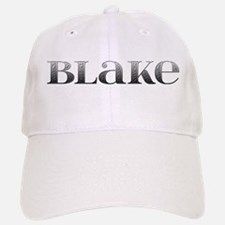Blake Carved Metal Baseball Baseball Cap