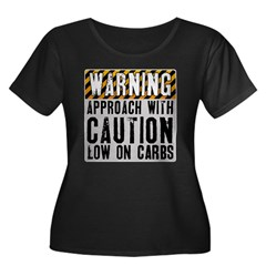 Warning - low on carbs T