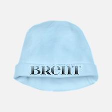 Brent Carved Metal baby hat