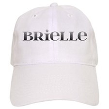 Brielle Carved Metal Baseball Cap