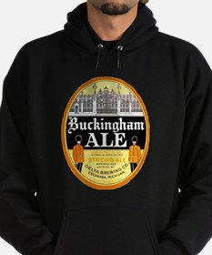 Michigan Beer Label 4 Hoodie (dark)