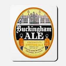 Michigan Beer Label 4 Mousepad
