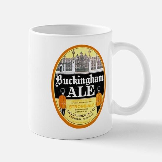 Michigan Beer Label 4 Mug