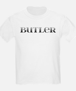 Butler Carved Metal T-Shirt