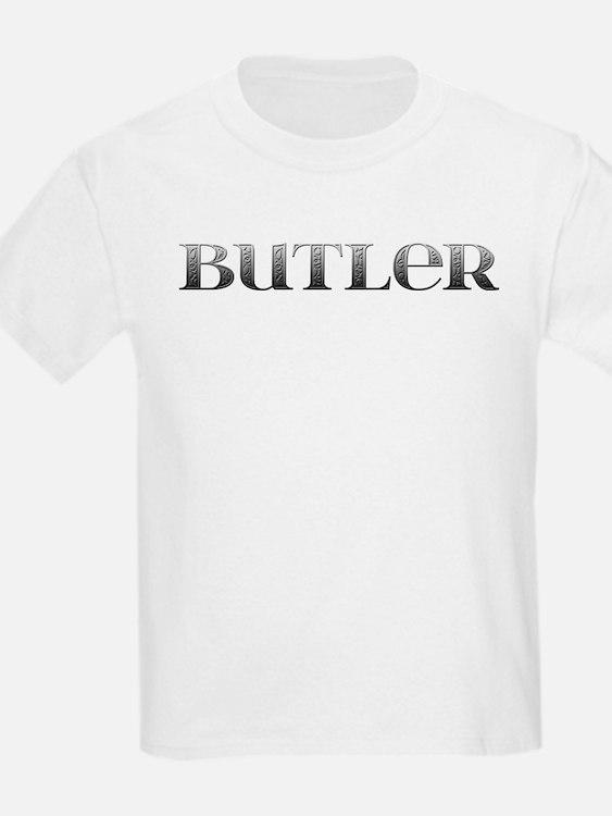 Butler Carved Metal T-Shirt