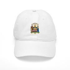 Edmonton Coat of Arms Baseball Cap