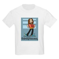Toony Al Kids T-Shirt