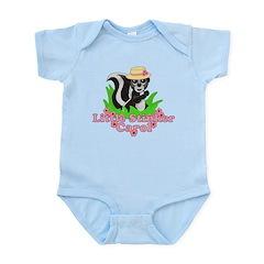 Little Stinker Carol Infant Bodysuit