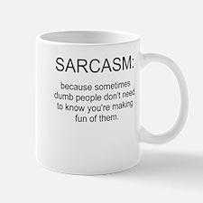 sarcasm Small Small Mug