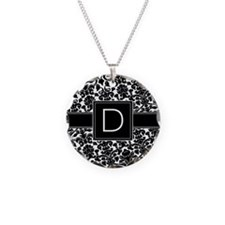 Monogram Letter D Necklace