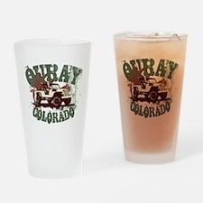 Ouray Colorado Drinking Glass