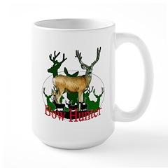 Bow Hunter 3 Large Mug