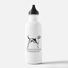 Treeing Walker Coonhound Sports Water Bottle