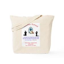 Sunday School Tote Bag