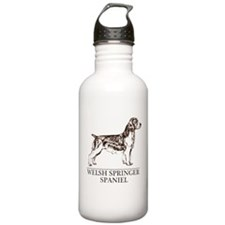 Welsh Springer Spaniel Sports Water Bottle