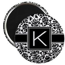 Monogram Letter K Gifts Magnet