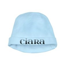 Ciara Carved Metal baby hat