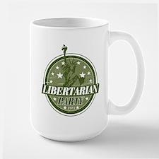 Libertarian Party Large Mug