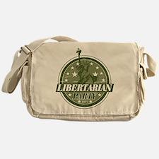 Libertarian Party Messenger Bag