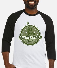 Libertarian Party Baseball Jersey