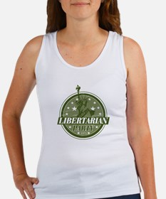 Libertarian Party Women's Tank Top