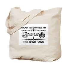 6th Bomb Wing Tote Bag