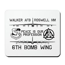 6th Bomb Wing Mousepad