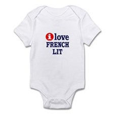 French Lit Infant Bodysuit