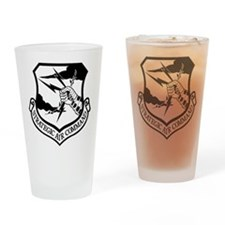 Strategic Air Command Drinking Glass