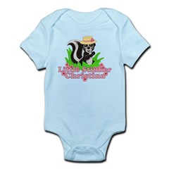 Little Stinker Christina Infant Bodysuit