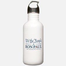 People for Ron Paul Water Bottle