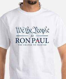 People for Ron Paul Shirt