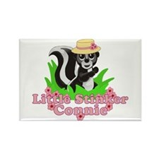 Little Stinker Connie Rectangle Magnet