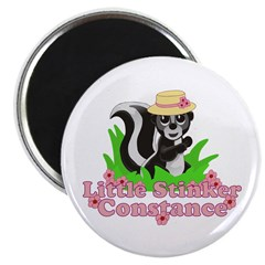 Little Stinker Constance Magnet