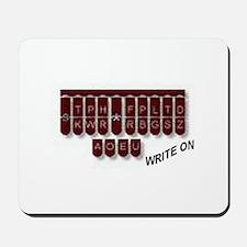 Write On! Mousepad