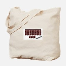 Write On! Tote Bag