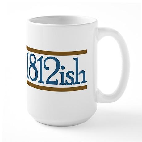 War of 1812ish Large Mug