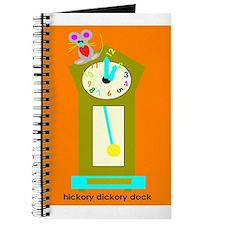 Hickory Dickory Dock Journal