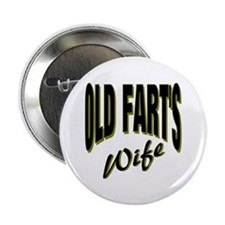 Old Fart's Wife Button