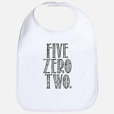 Five Zero Two Bib