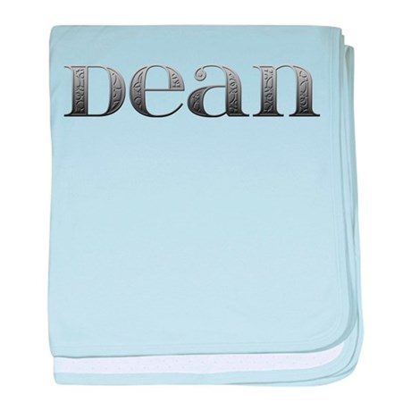 Dean Carved Metal baby blanket