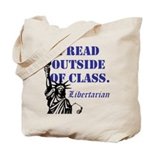 Liberty Love - Libertarian Tote Bag