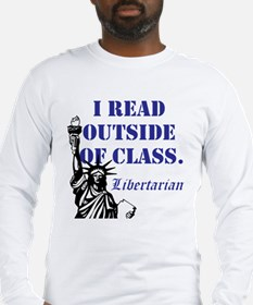 Liberty Love - Libertarian Long Sleeve T-Shirt