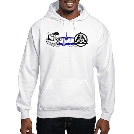 6th Bomb Wing Hooded Sweatshirt