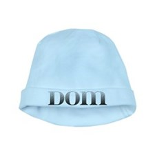 Dom Carved Metal baby hat